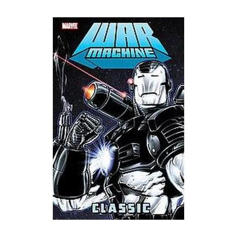 War Machine Classic - 1 (Paperback)