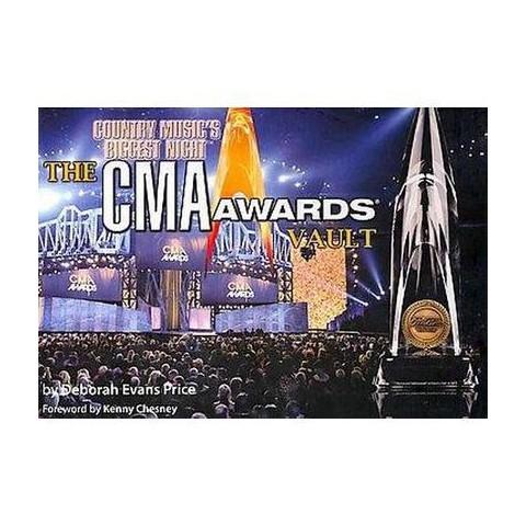 The CMA Awards Vault (Hardcover)