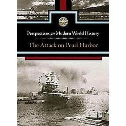 The Attack on Pearl Harbor (Hardcover)