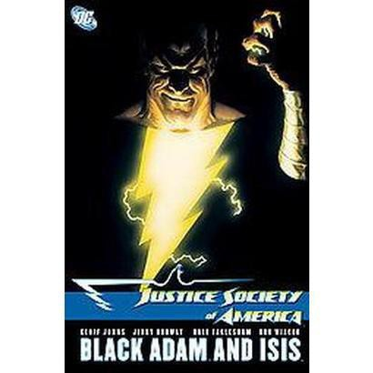 Justice Society of America (Paperback)