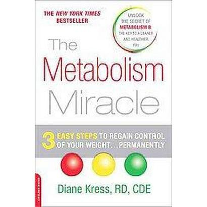 The Metabolism Miracle (Reprint) (Paperback)