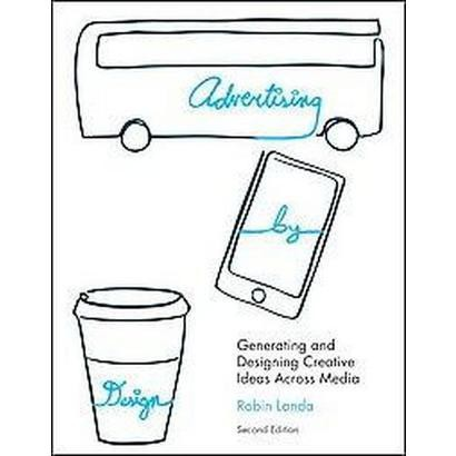 Advertising by Design (Paperback)