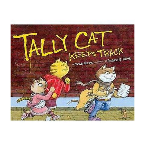 Tally Cat Keeps Track (Hardcover)