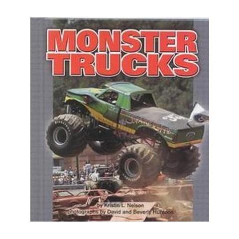 Monster Trucks (Hardcover)