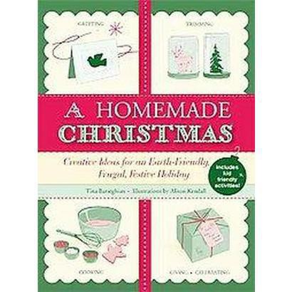 A Homemade Christmas (Paperback)