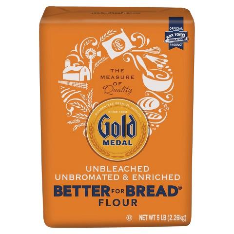 Gold Medal Bread Flour 5 lb