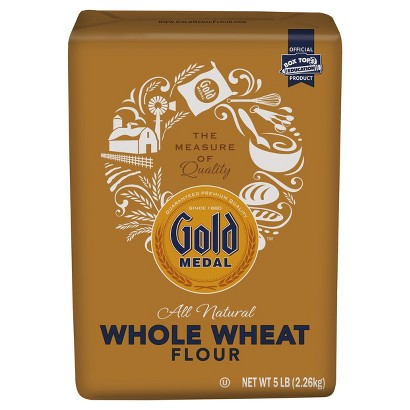 Gold Medal Whole Wheat Flour 5 lb