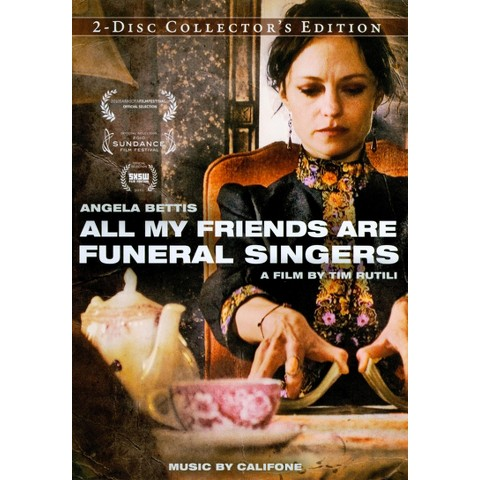 All My Friends Are Funeral Singers (Collector's Edition)