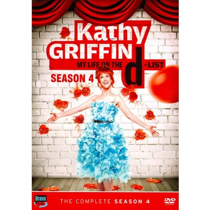 Kathy Griffin: My Life on the D-List: Season 4 (3 Discs)