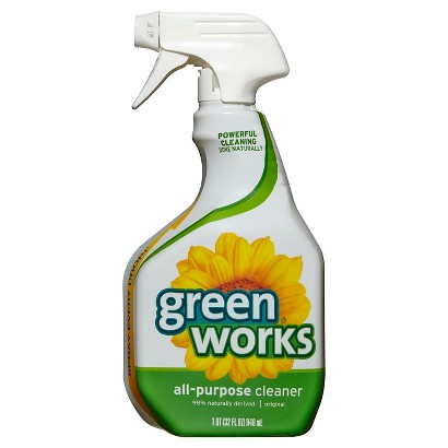 Green Works All Purpose Cleaner Spray 32 oz