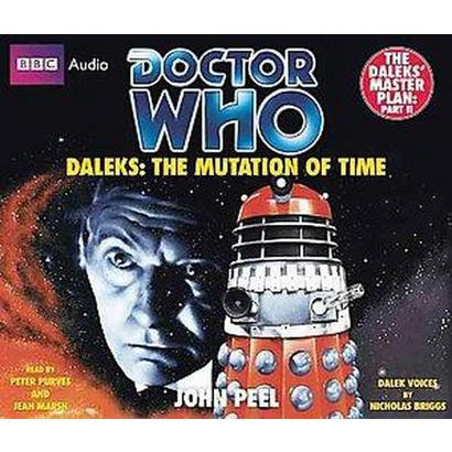 Doctor Who: Daleks: The Mutation of Time (Compact Disc)
