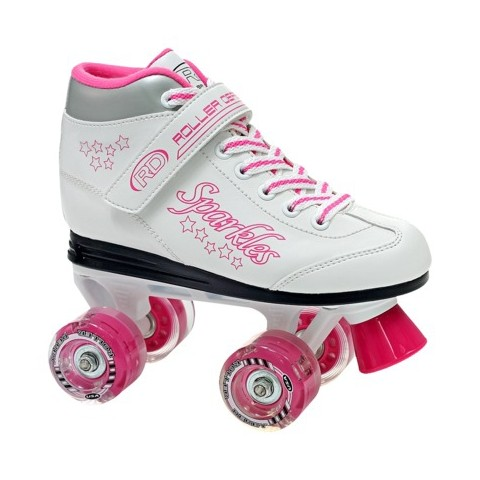 Roller Derby Sparkles Girl's Lighted Wheel Skate