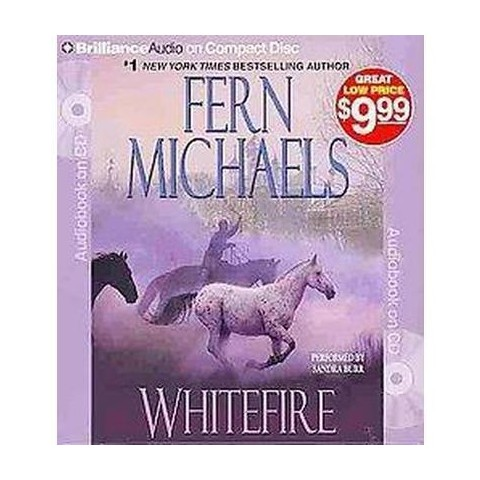 Whitefire (Abridged) (Compact Disc)