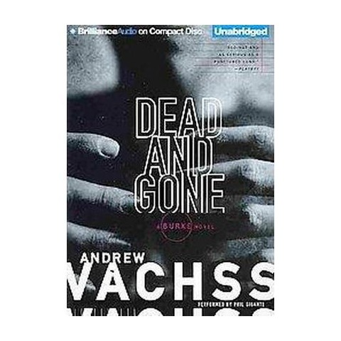 Dead and Gone (Unabridged) (Compact Disc)