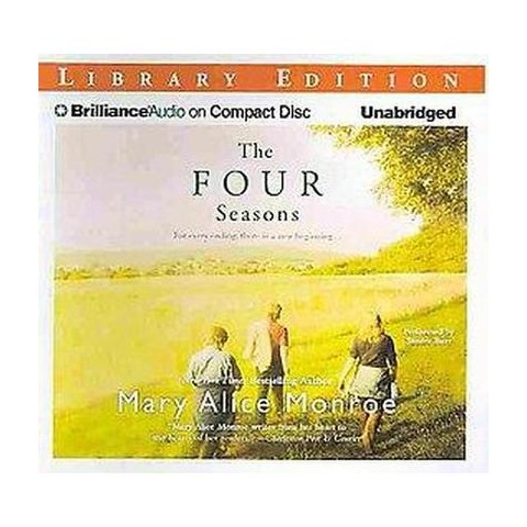 The Four Seasons (Unabridged) (Compact Disc)