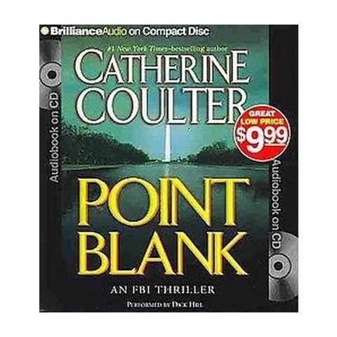 Point Blank (Abridged) (Compact Disc)