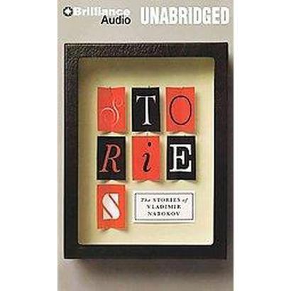 The Stories of Vladimir Nabokov (Unabridged) (Compact Disc)