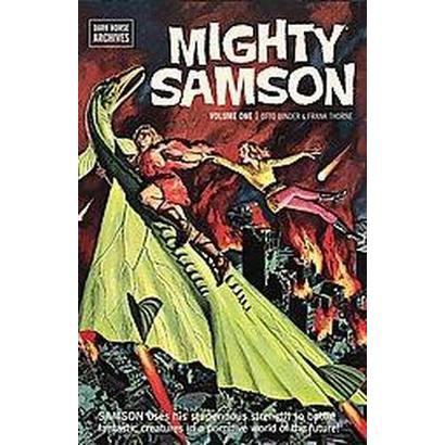Mighty Samson 1 (Hardcover)