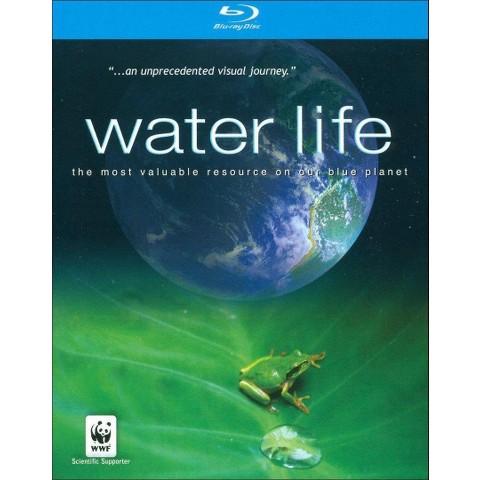 Water Life (3 Discs) (Blu-ray) (Widescreen)