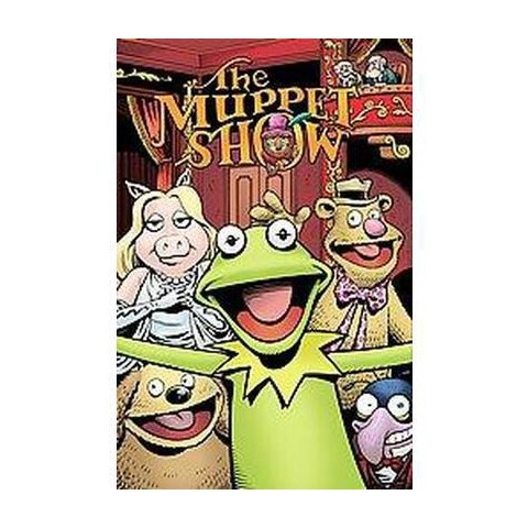 The Muppet Show Comic Book (Paperback)