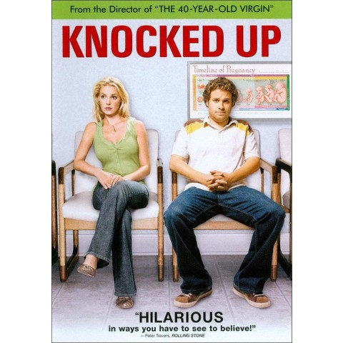 Knocked Up  (With $10 Little Fockers Movie Cash) (Widescreen)