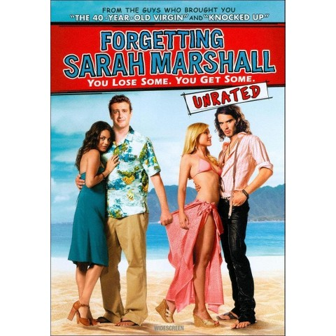 Forgetting Sarah Marshall  (Rated/Unrated) (With $10 Little Fockers Movie Cash) (Widescreen)