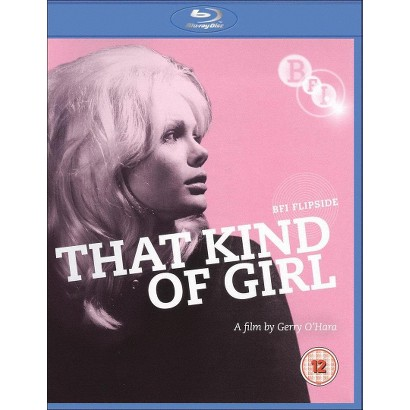 That Kind of Girl (Blu-ray) (R) (Widescreen)