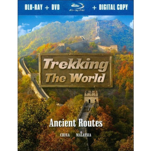 Trekking the World: Ancient Routes (2 Discs) (Includes Digital Copy) (Blu-ray/DVD) (W) (Widescreen)