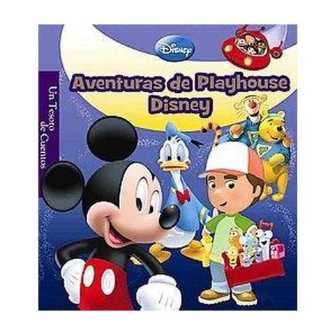 Aventuras de Playhouse Disney / Playhouse Disney Storybook (Translation) (Hardcover)