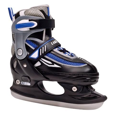 Lake Placid Metro Boy's Adjustable Ice Skate