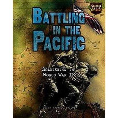 Battling in the Pacific (Hardcover)