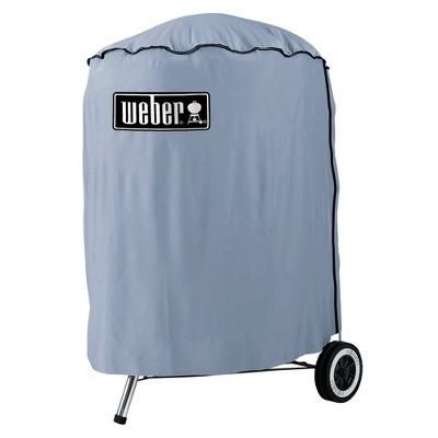 "Weber® 18.5"" Kettle Charcoal Grill Cover"