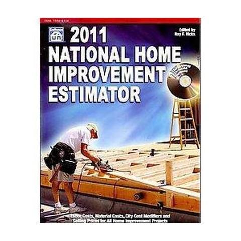 National Home Improvement Estimator 2011 (Mixed media product)