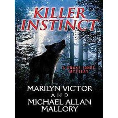 Killer Instinct (Hardcover)