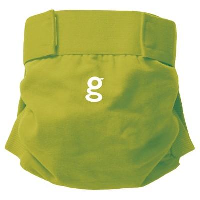 gDiapers gPants - Guppy Green, Medium