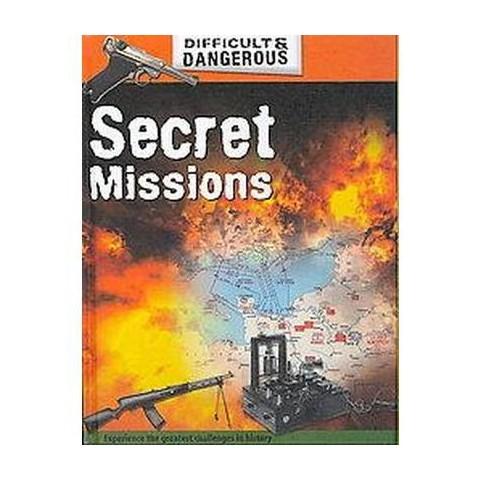 Secret Missions (Hardcover)