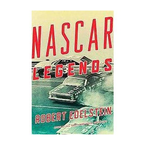 Nascar Legends (Hardcover)