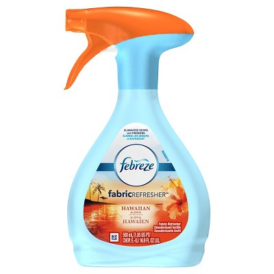 Febreze Fabric Refresher Hawaiian Aloha Air Freshener (1 Count, 500 ml)