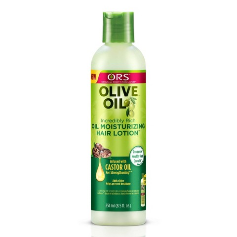 ORS Oil Moisturizing  Hair Lotion - 8.5 fl oz