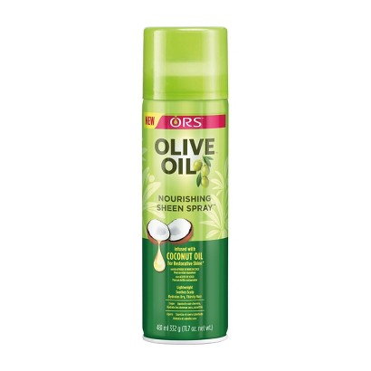 Organic Root Stimulator Olive Oil Nourishing Sheen Spray - 11.5 oz (632169110308)