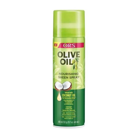 Organic Root Stimulator Olive Oil Nourishing Sheen Spray - 11.5 oz