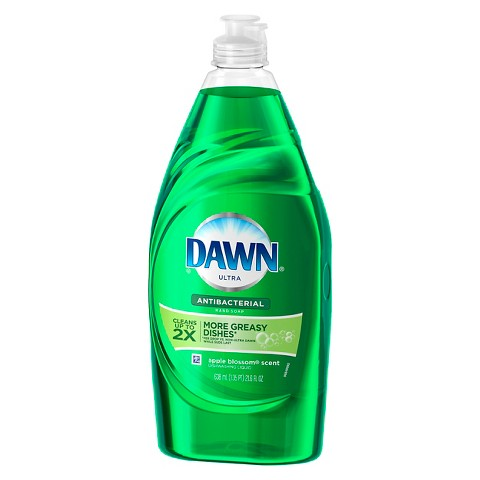 Dawn® Ultra Apple Blossom™  Dishwashing Liquid Antibacterial 21.6 Oz