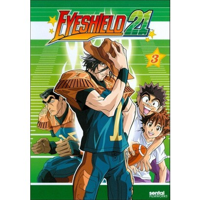 Eyeshield 21: Collection 3 (2 Discs)