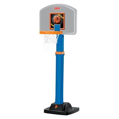 Fisher-Price® Grow To Pro Basketball Hoop