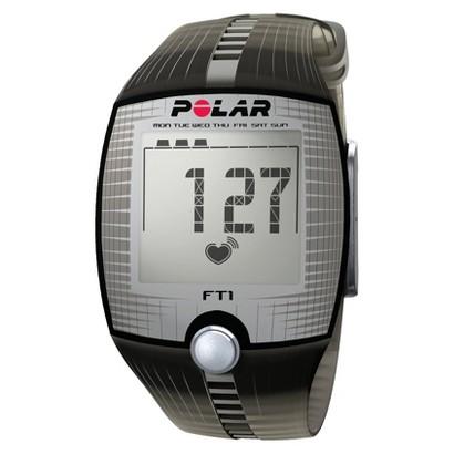 Polar FT1 Heart Rate Monitor - Black
