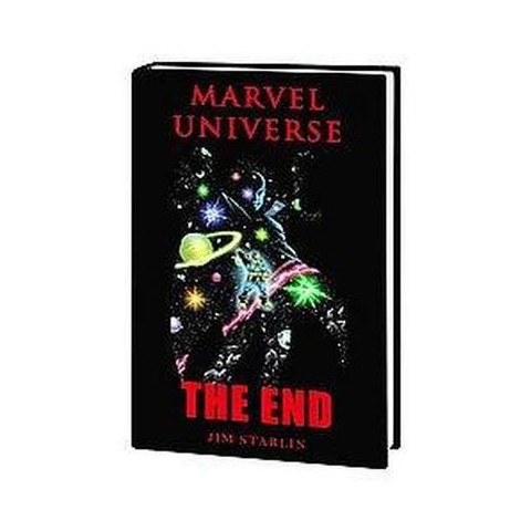 Marvel Universe (Hardcover)