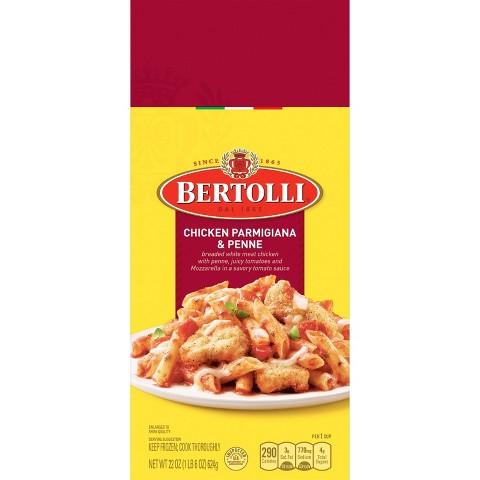 Bertolli Frozen Chicken Parmesan & Penne Dinner 24 oz