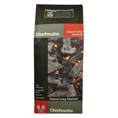 Chefmate® Natural Lump Charcoal
