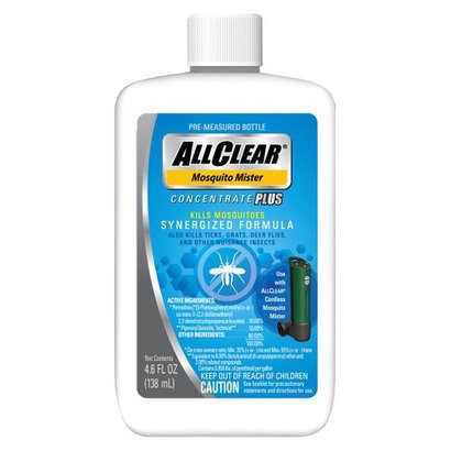 3-Pack AllClear Mosquito Mister Concentrate Plus