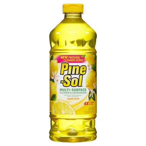 Pine-Sol Multi-Surface Cleaner Lemon Fresh 48 oz